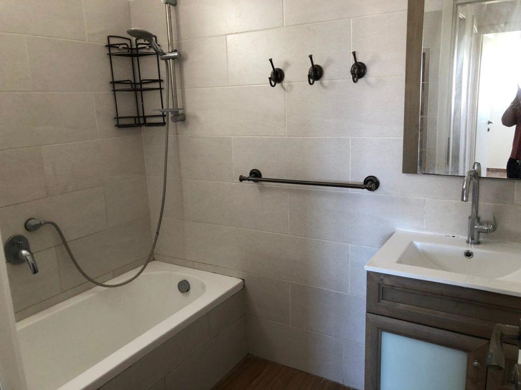 מקלחת פנט האוס