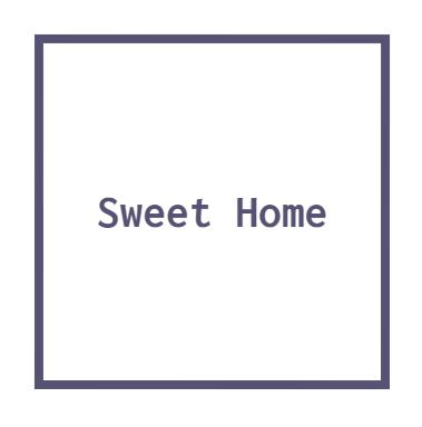 משרד sweet home